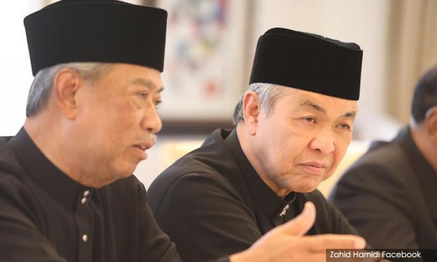 Malaysiakini - Zahid's lobbying shows how Muhyiddin is being 'bullied', claims Kadir