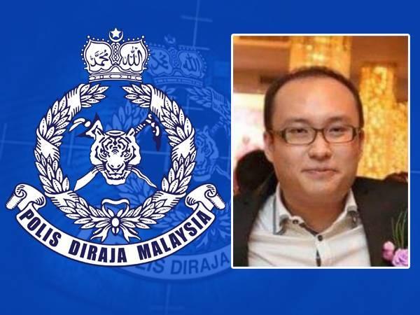 Polis buru Goh Leong Yeong